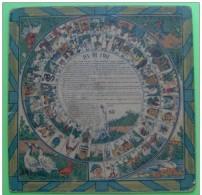 M#0S60  Antico GIOCO DELL'OCA -  JEU DE L'OIE/ OCHE - Giochi Di Società