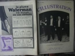 L'ILLUSTRATION 4751 STAVISKY/ EGLISE ST NICAISE ROUEN/ LYON/ AUTOMOBILES GEO HAM/ TENERE 24 Mars 1934 Complet - Journaux - Quotidiens