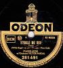 78 Tours - IODEON 281.491 - état TB - MARIE JOSE - ETOILE DE RIO - LE PARADIS PERDU - 78 Rpm - Schellackplatten