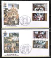 VA 2002 MI 1411-14 FDC - FDC