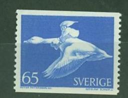 4S0095 Merveilleux Voyage Avec Les Oies Sauvages Nils Holgersson Selma Lagerlof 707 Suede 1971 Neuf ** - Fairy Tales, Popular Stories & Legends