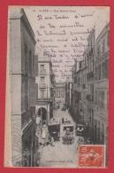 Alger  -- Rue Bab-el -Oued  --  Abimée - Algiers