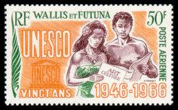 Wallis And Futuna, 1966, UNESCO 20th Anniversary, MNH, Michel 213