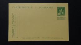Belgium - 1913 - Mi: P55* - Postal Stationery - Look Scan - Ganzsachen