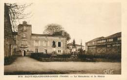 E-16 380 : SAINT HILAIRE DES LOGES - Saint Hilaire Des Loges