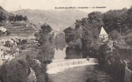 CPA - St Jean De Bruel - La Chaussée - Autres Communes