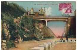 CPA - 35 - DINARD - Le Pont Vu De La Digue - Couleurs - - Dinard