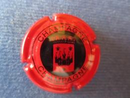 PANNIER. Rouge Et Noir. Grand Ecusson - Pannier