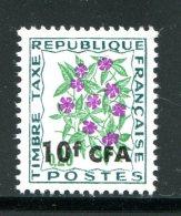 Taxe Y&T N°54 Neuf Sans Charnière ** - Isola Di Rèunion (1852-1975)