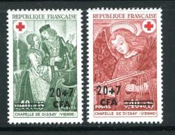 Y&T N°391 Et 392 Neufs Sans Charnière ** - Réunion (1852-1975)