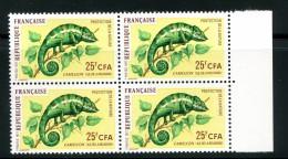 Y&T N°399 En Bloc De 4 Neufs Sans Charnière ** - Isola Di Rèunion (1852-1975)