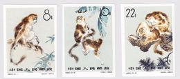 China 1963  Michel#741-743 ** Ungezähnte Serie - 1949 - ... République Populaire
