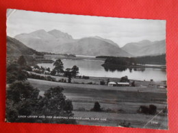 CP Royaume Uni ECOSSE  Oban Argyll  -  Argyllshire - Loch Leven The Sleeping Chancellor Glen Coe  1964 - Argyllshire