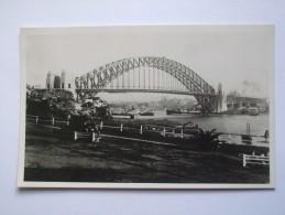 AUSTRALIA SYDNEY HARBOUR BRIDGE - Sydney