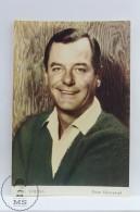 Vintage Cinema Movie Actor Postcard: Gig Young - Acteurs