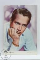 Vintage Cinema Movie Actor Postcard: Paul Newman - Acteurs