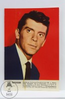 Vintage Cinema Movie Actor Postcard: Lee Patterson - Acteurs
