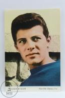 Vintage Cinema Movie Actor Postcard: Frankie Avalon - Acteurs