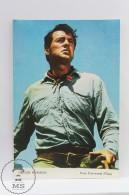 Vintage Cinema Movie Actor Postcard: Rock Hudson - Acteurs