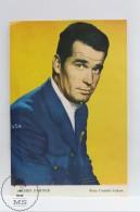Vintage Cinema Movie Actor Postcard: James Garner - Acteurs