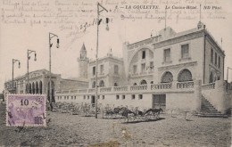 TUNISIE - LA GOULETTE - LE CASINO HOTEL - Tunisie