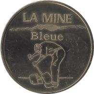 S07A223 - 2007 LA MINE BLEUE - Le Tailleur D'Ardoise / MONNAIE DE PARIS - Monnaie De Paris