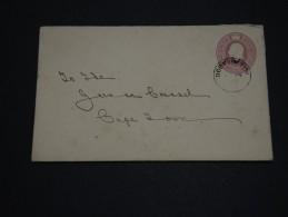 CAP DE BONNE ESPÉRANCE -  Entier Postal Pour Cape Town En 1907 - A Voir - L 1273 - África Del Sur (...-1961)