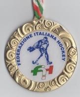 Médaille De Sport : Federazione Italiana Hockey - Other
