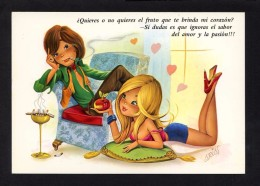 Ilustrador *Arias* Ed. C. Y Z. Serie 7474-31 Nº B. Nueva. - Other Illustrators