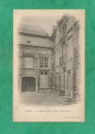 Reims La Maison Couvert Hôtel Renaissance 2 Scans (51-Marne) Dos Simple - Reims