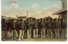 BERSAGLIERE BERSAGLIERI 1911  L800 - Régiments
