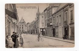 1126 - Sillé Le Guillaume ( Sarthe ) Croix D'or - Rue Du Coq Hardi - 72 - - Sille Le Guillaume