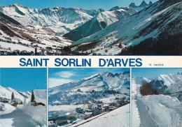 SAINT SORLIN D'ARVES MULTIVUES (dil266) - Courchevel