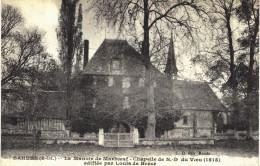 Carte Postale Ancienne De SAHURS - Francia
