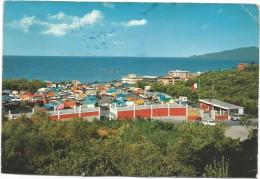 R2141 Lavagna (Genova) - Golfo Tigullio - Camping Lo Scoglio - Panorama / Viaggiata 1968 - Italia