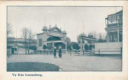 VY FRAN LORENSBERG (Schweden), Karte Um 191? - Schweden