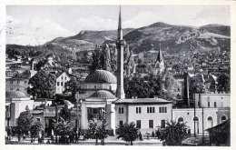 SARAJEVO (Bosnien) - Kaiser Moschee, Gel.1936 - Bosnien-Herzegowina