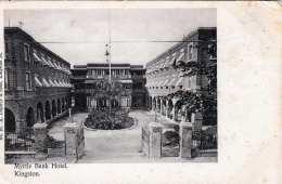 KINGSTON (Jamaika) - Myrtle Bank Hotel, Karte Um 1900? - Jamaica