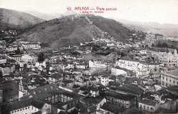 MALAGA (Spanien) - Vista Parcial, 190? - Málaga
