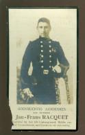 Doodsprentje ( A 987 )  Soldaat Militair Racquet Guerre Oorlog - Gesneuveld Voor Vaderland - Grimbergen 1915 - Décès