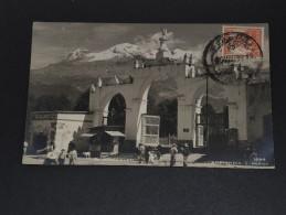 MEXIQUE - Carte Postale De Amecameca , El Ixtaccihuati 1938 - A Voir - L 1298 - Mexique