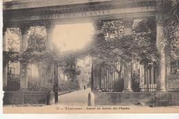 Toulouse   Entree Du Jardin Des Plantes - Toulouse