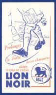 LION NOIR, Cirage-crème. - L