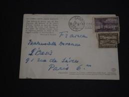 CANADA - Affranchissement Mixte Canada / New Foundland Sur Carte Postale En 1951 Pour La France - A Voir - L 1312 - 1937-1952 Règne De George VI