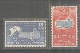 Serie Nº 204/5 Pakistan - Pakistan