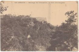 LE LIEGOUX - Barrage Du Chavanon, Tour Des Anglais - Other Municipalities