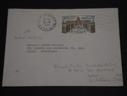 FRANCE - Enveloppe Pendant La Grêve Des Postes Du 15 Novembre Au 2/12 /74 - A Voir - L 1317 - Postmark Collection (Covers)
