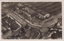 AK - LEIPZIG - Hauptbahnhof - Fliegeraufnahme 1939 - Leipzig