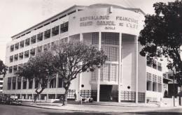 DAKAR, Bureau Grnd Conseil De L'A.O.F. République Française, Carte Dentelée, Glacée - Senegal