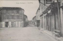 VERGT   GRANDE RUE - France